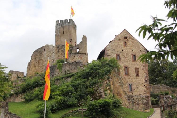 Burg Rotteln
